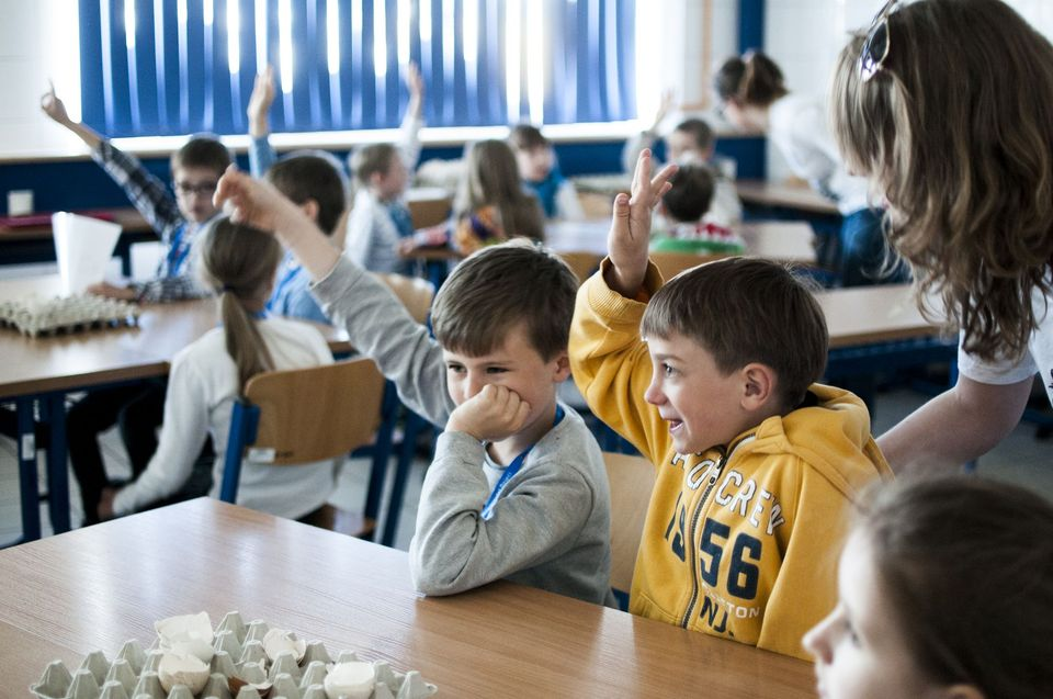 Jak Zmotywować Uczniów Do Nauki I Rozwoju